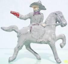 H.B. Toys Hollow Cast Zinc No.1500 Mounted Cowboy 95%