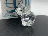 Figurine Swarovski 835956 Brebis Y2B 3,5 Cm. avec Ovp & Zertifikat. Haut État