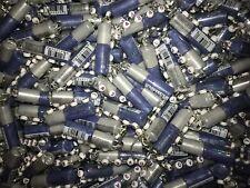 LOT 100 BON BONS Bari Kids Makeup Flavored Lip Gloss w/ Key Chain BLUEBERRY Seal