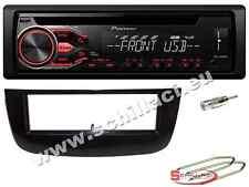 Pioneer DEH-1900UB autoradio CD/USB + Kit montaggio per per FIAT Punto EVO