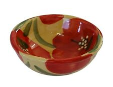 Small Tapas Bowl / Dish 9 cm x 3.5  Spanish Handmade Ceramic Pottery Snack Bowls