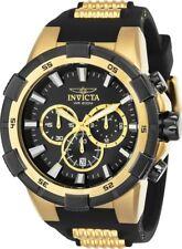 Invicta 25135 Men's Aviator Chronograph 51.5mm Black Dial Watch