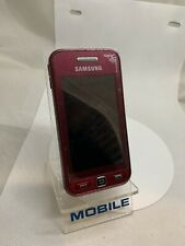 Samsung GT S5230 - Red (Unlocked) Mobile Phone