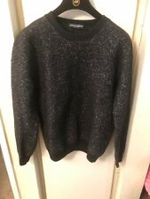 Dolce&Gabbana Black Sweaters for Men for sale | eBay