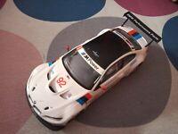 CAR COCHE SCX SCALEXTRIC ANALOGICO BMW 01