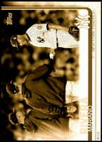 Mariano Rivera 2019 Topps Update Variations 5x7 Gold #US179 /10 Yankees