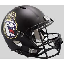 JAMES MADISON DUKES NCAA Riddell SPEED Full Size Replica Football Helmet