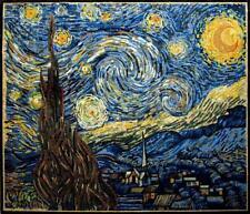 Vincent Van Gogh -Starry Night Reproduction Mosaic