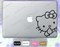 Hello Kitty Cute Vinyl Decal for Macbook Air/Pro