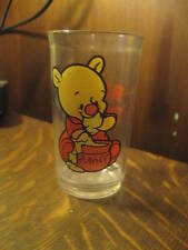 ThermoServ Disney Vintage Winnie The Pooh Baby Pooh Plastic Drink Water Cup USA