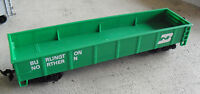 Vintage HO Scale Bachmann Burlington Northern Gondola Car LOOK