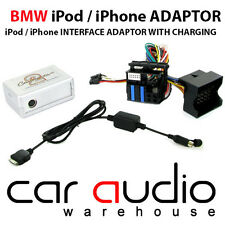 BMW 5 Series E39 1996-2001 Car Round Pin iPhone Interface Adaptor Connects2