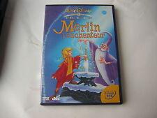 DVD Merlin l'enchanteur  DISNEY n° 20