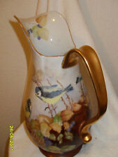 "BEAUTIFUL HAND PAINTED VASE SIGNED ""MAEBOER 1996"""