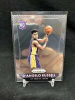 D'angelo Russell 2015-16 Panini Prizm Basketball Base Rookie Card No.322 Y33