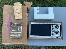 Vintage Nutone N2562-B, Radio Intercom Master Station, Mounting Hardware, IN BOX