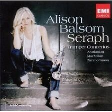 "ALISON BALSOM ""SERAPH: TROMPETENKONZERTE""  CD NEU"