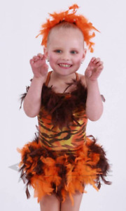 NEW LION KING NALA costume child dance feathers halloween birthday book week