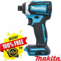 Makita DTD154Z 18v Brushless Impact Driver + Free 8M/26ft Pocket Tape Measures