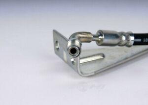 Brake Hydraulic Hose Front ACDelco GM Original Equipment 176-1013
