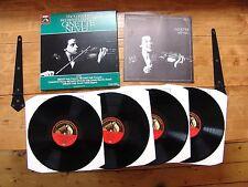 "BOX SET 4 LPs EMI HMV Treasury RLS 739 ""Complete Recorded Legacy Ginette Neveu"""