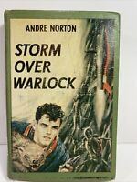 Andre Norton: Storm Over Warlock.  1960 2nd Printing. Hardback