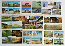 AK Lot Großbritannien 9 Postkarten (Stratford Cambridge Cornwall Winchester uvm)