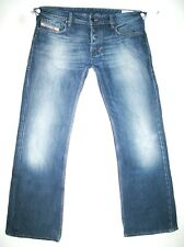 *HOT! 100% AUTHENTIC Men's DIESEL @ ZATINY Art 8J4 Regular BOOTCUT Jeans 32 x 29