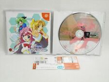 Dreamcast DOKI DOKI IDOL STAR SEEKER REMIX with SPINE * SEGA JAPAN Video Game dc
