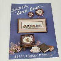 Judith M Kirby Street Sceen Vol I Bette Ashley 15 Leaflet Victorian Houses Vol 1