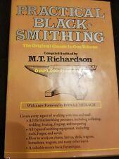 Practical Black-Smithing by M.T.Richardson 1978