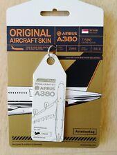 Aviationtag Airbus A380 9V-SKB Singapore Airlines