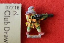 Games Workshop Warhammer 40k Imperial Guard Tallarn Desert Raider with Meltagun