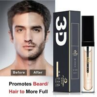 Hair Eyelash Beard Growth Enhancer For Men Lashes Growing Liquid Serum Essence