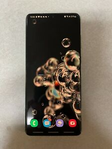 Samsung Galaxy S20+ 5G SM-G986U - 128GB - Cosmic Gray (Unlocked) (Single SIM)