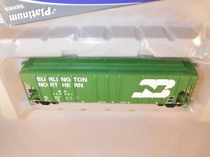 ExactRail Platinum HO Burlington Northern BN 50' PS-2CD 4427 CuFt Hopper #450676