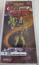 Prodos Warzone Resurrection Imperial Blood Beret Close Combat Add On Pack NIB