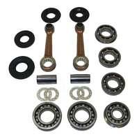 WSM Seadoo 580 587 Crankshaft / Connecting Rod /Bearing Rebuild Kit PWC 010-315