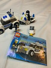 LEGO City Police Motorcycle and Police car (7236)