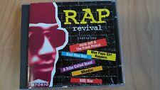 Rap Revival...Various Artists Cd Rap Old School (1994) Emporio/Zomba rec.