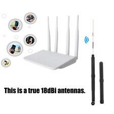 WIFI 2.4GHz 18DBI Antenne RP-SMA WLAN Router Verstärkung 2400-2500 MHz