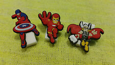 AVENGERS CARTOON Bookmark/Paper Clips (lot of 3)!! FAST USA SHIPPING!!