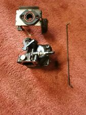 Briggs and Stratton 500 series Carburettor and mounting