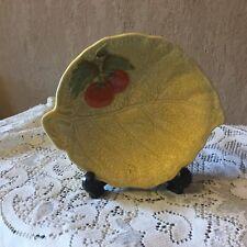 Devon Ware Fieldings Ceramic Leaf Trinket Dish.