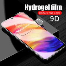 9D 5PCS Hydrogel Film Full Cover Screen Protector For Xiaomi Mi 8 9 Redmi Note 7