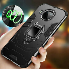 For Xiaomi Redmi 9T Note 9T 5G 9S 9 Pro Shockproof Armor Ring Holder Case Cover