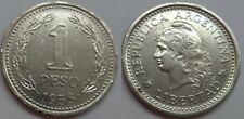Argentinien 1 Peso 1958 ## @2