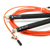 Speed Jump Rope Dual Bearing Rope for Boxing Gym Workout Exercise