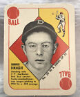 1951 Topps Red Backs Baseball Cards 32