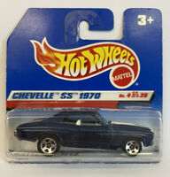 1999 Hotwheels 1970 70 Chevy Chevelle SS, American Muscle! Very Rare!